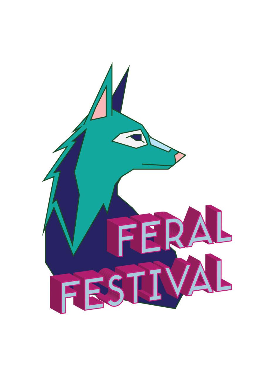 Logo Feral Festival