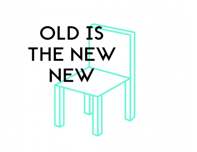 Logo Old is the new new